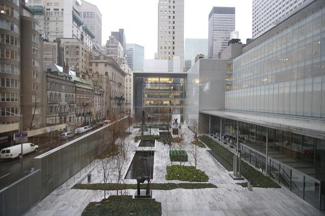 ニューヨーク近代美術館 MoMA