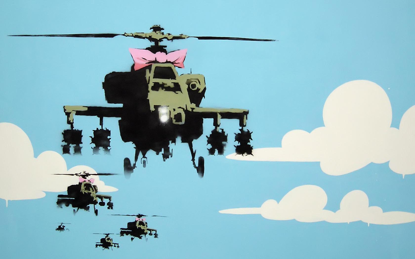 出典http://www.kind.co.jp/shinjuku/files/2013/07/banksy_helicopter_background_39840717.jpg