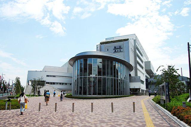 640px-Nihon_Univ_College_of_Art_Tokyo_Japan_20110628