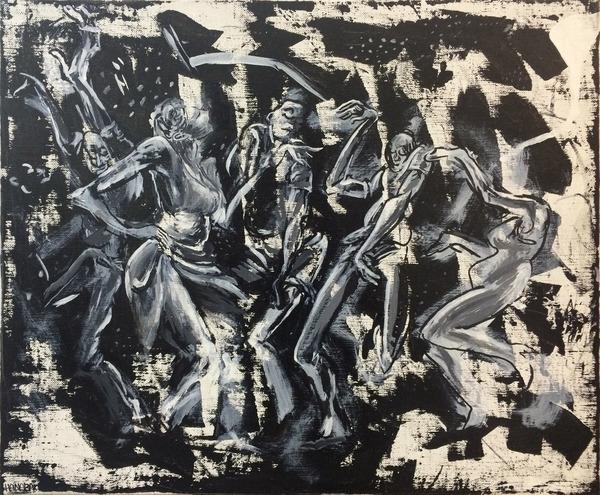 「Dance Ritual 03」/hanaba
