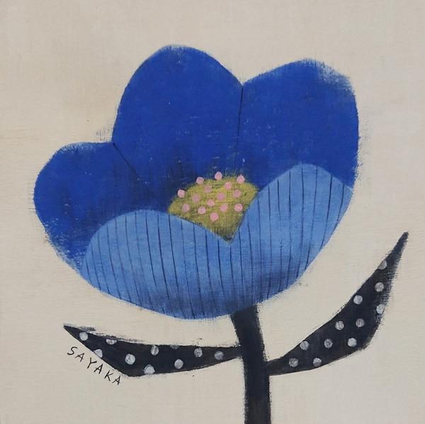 花 インテリア 絵