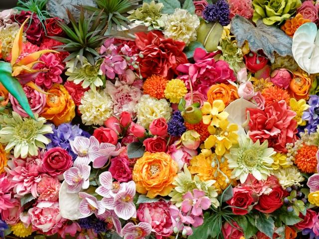 花 インテリア 絵画