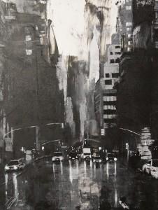 「New York city scape」/TOMOYA