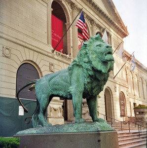 1024px-Art_Institute_of_Chicago_Lion_Statue_(2-D)