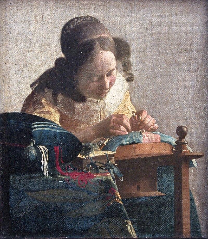 800px-Johannes_Vermeer_-_The_lacemaker_(c.1669-1671)