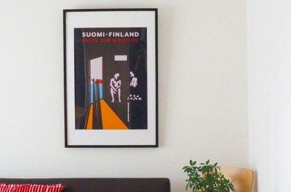 北欧ポスター