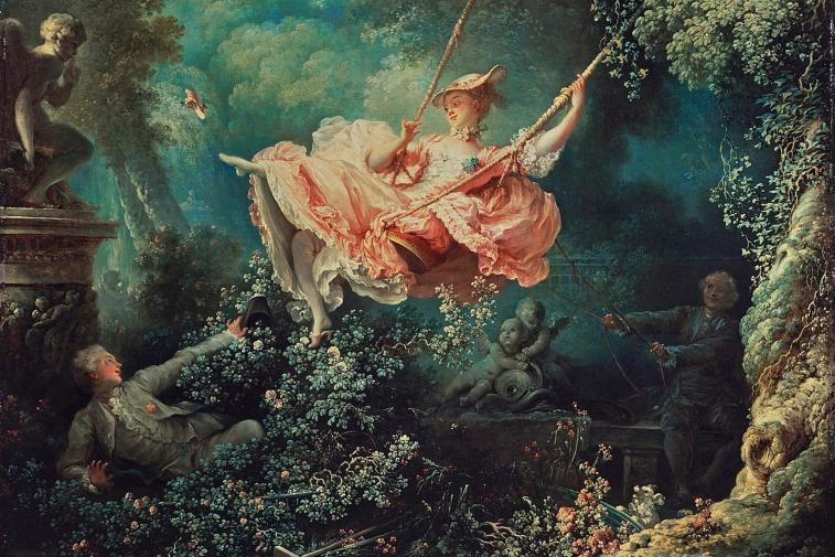 ロココ美術」とは?代表的な画家と作品を解説