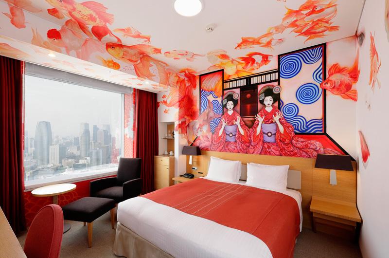 いま注目のアートホテル 11選|アートで彩る 新しい宿泊体験とは?