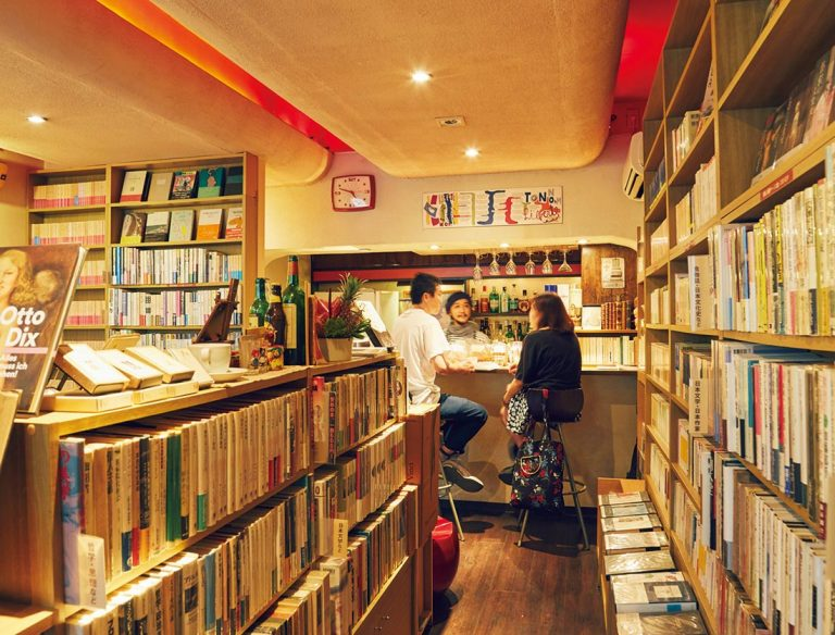 books&cafe BOUSINGOT