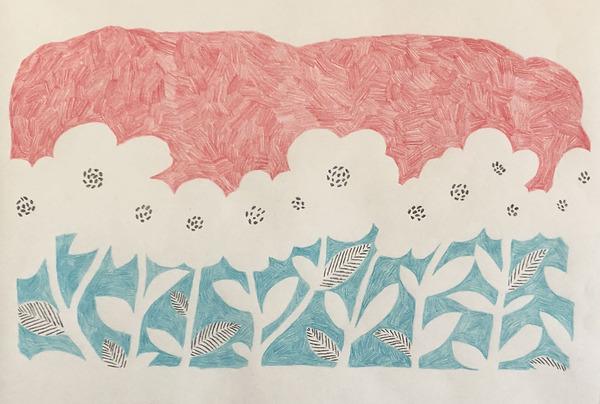 「flower garden/April」