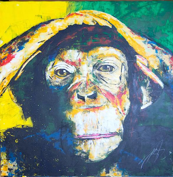 「Monkey / モンキー。」