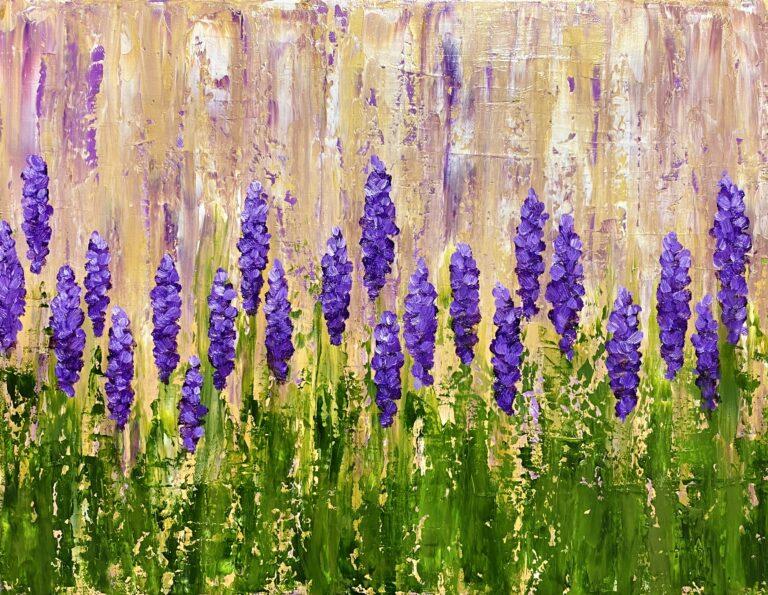 Flower-lavender(ラベンダー)