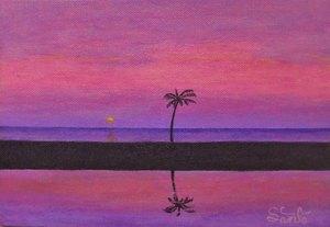 「sunset melody #20」