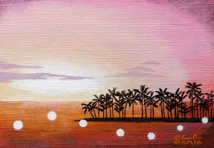 「sunset melody #38」
