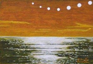 「sunset melody #44」