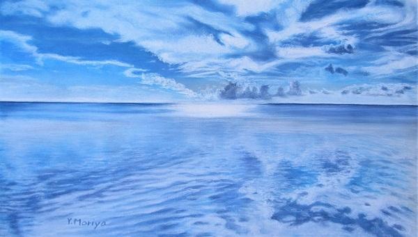 「空と海」