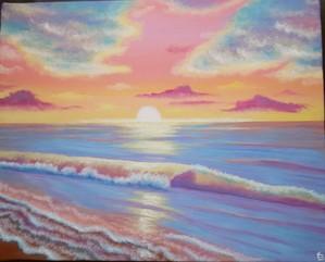 「幻想の海」