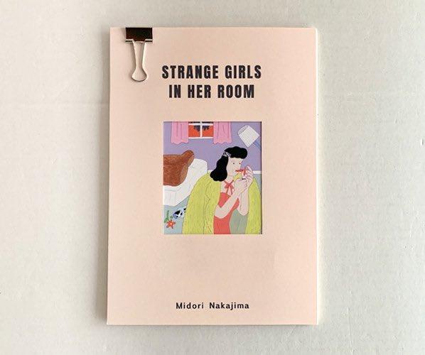STRANGE GIRLS IN HER ROOM