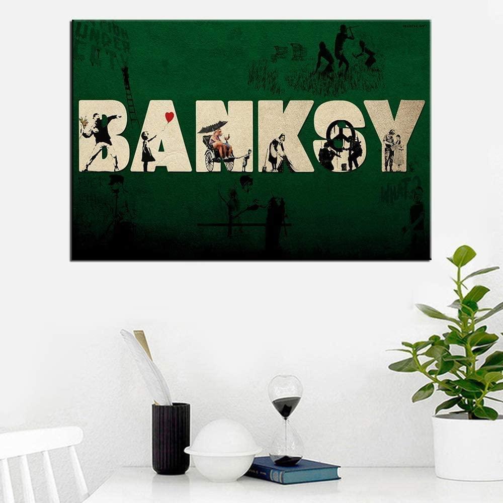 グリーンのロゴパネル