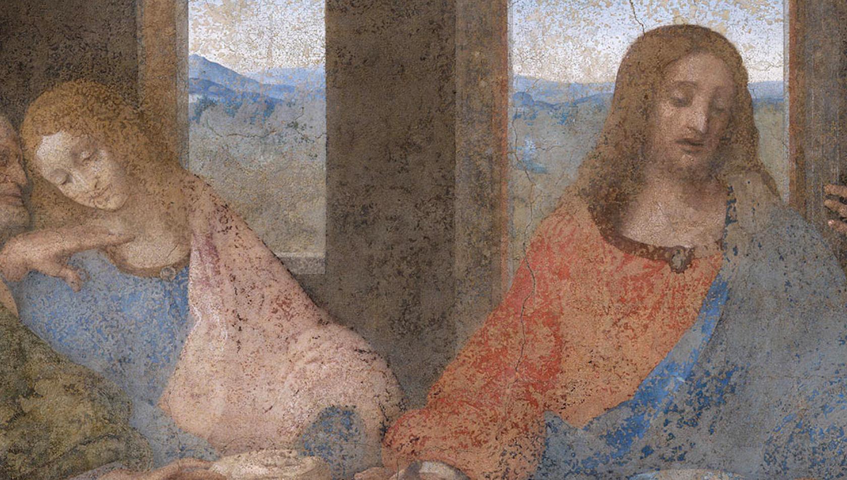 聖ヨハネとキリスト