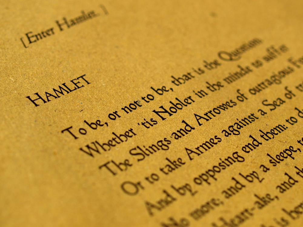 ハムレットのストーリー