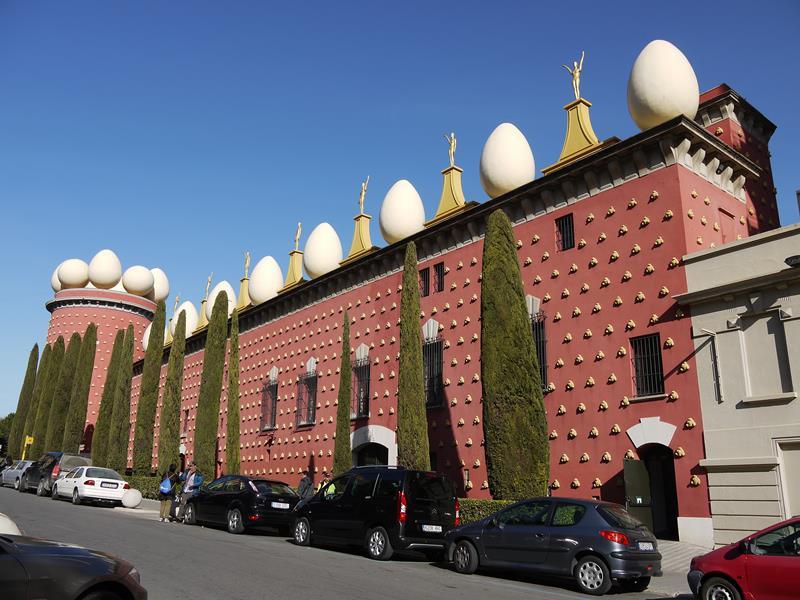 ダリ美術館 スペイン
